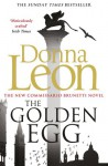 The Golden Egg (Commissario Brunetti, #22) - Donna Leon