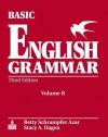 Basic English Grammar Workbook B Third Edition - Betty Schrampfer Azar