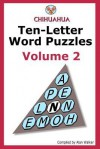 Chihuahua Ten-Letter Word Puzzles Volume 2 - Alan Walker