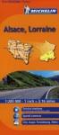 Michelin Alsace, Lorraine, France (Michelin Maps) - Michelin Travel Publications