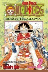 One Piece, Volume 2: Buggy the Clown - Eiichiro Oda
