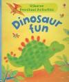 Dinosaur Fun - Fiona Watt, Katie Lovell, Howard Allman