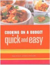 Cooking On A Budget: Quick And Easy - Parragon Publishing