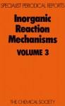 Inorganic Reaction Mechanisms - Royal Society of Chemistry, Royal Society of Chemistry
