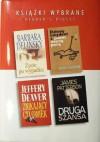 Znikający człowiek; Życie po wypadku; Druga szansa; Dziwny incydent z psem wieczorową porą - Jeffery Deaver, James Patterson, Barbara Delinsky, Mark Haddon