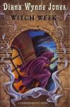 Witch Week - Diana Wynne Jones, Gerard Doyle