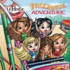 Lil Bratz Funk House Adventure - Alison Inches, Judy Goldschmidt, Kate Ritchey, Grosset & Dunlap Inc., Unknown