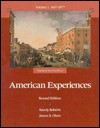 American Experiences: Readings in American History - James S. Olson