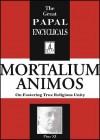 Encyclical: On Fostering True Religious Unity; Mortalium Animos - Pope Pius XI