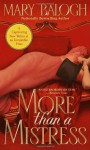 More than a Mistress (Mistress Trilogy #1) - Mary Balogh