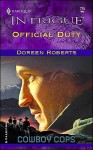 Official Duty (Cowboy Cops) - Doreen Roberts