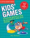 A Little Giant Book: Kids' Games - Glen Vecchione