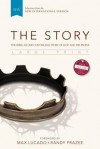 The Story, NIV, Large Print: The Bible as One Continuing Story of God and His People - Zondervan Publishing