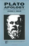 Plato: Apology (Greek Edition) - Plato, James J. Helm