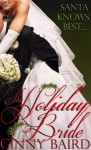 The Holiday Bride - Ginny Baird