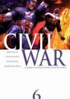 Cyvil War, Part 6 of 7 - Mark Millar, Steve McNiven