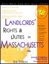 Landlords' Rights & Duties in Massachusetts: With Forms - Joseph P. Di Blasi, Mark Warda