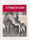 A Pony To Love - Lilo Hess
