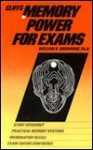 Memory Power for Exams, Notes - William G. Browning