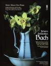 Music Minus One Piano: J.S. Bach 'Triple' Concerto In A Minor, Bwv1044; Brandenburg Concerto No. 5 In D Major (1st Mvmt) (Sheet Music And Cd Accompaniment) - Johann Sebastian Bach