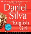 The English Girl Low Price CD - George Guidall, Daniel Silva
