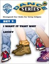 WB Dance Set 7: I Want It That Way / Lucky, Book & CD - Greg Gilpin
