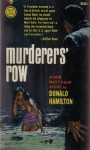 Murderers' Row - Donald Hamilton