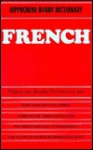 French Handy Dictionary - Peter Terrell, Sabine Citron