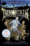 The Immortals (Edge Chronicles, #10) - Chris Riddell, Paul Stewart