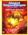 Advanced Dungeons & Dragons: Dungeon Master Screen, Ref 1, No. 9263, 2nd Edition (Official Game Accessory) - Steve Winter