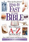 Find It Fast in the Bible - Thomas Nelson Publishers
