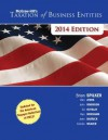 McGraw-Hill's Taxation of Business Entities, 2014 Edition - Brian Spilker, Benjamin Ayers, John Robinson, Edmund Outslay, Ronald Worsham, John Barrick, Connie Weaver