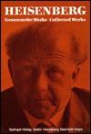 Abteilung: Gesammelte Werke 1 - Werner Heisenberg