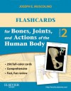 Flashcards for Bones, Joints, and Actions of the Human Body - Joseph E. Muscolino