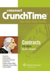 CrunchTime: Contracts, Fifth Edition (Crunchtime Series) - Steven L. Emanuel