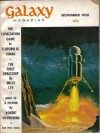 Galaxy Science Fiction, 1958 November (Volume 17, No. 1) - Alan Arkin, Robert Silverberg, Robert Sheckley, Clifford D. Simak, Willy Ley, H.L. Gold, Jim Harmon