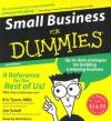 Small Business for Dummies - Eric Tyson, Jim Schell, Brett Barry