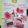 The Artful Bride: Wedding Favors and Decorations: A Stylish Bride's Guide to Simple, Handmade Wedding Crafts - April L. Paffrath, Livia McRee, Paula Grasdal