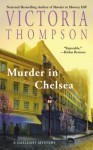 Murder in Chelsea (Gaslight Mystery, #15) - Victoria Thompson