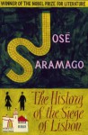 History Of The Siege Of Lisbon (Panther) - José Saramago