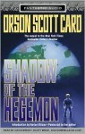 Shadow of the Hegemon (Shadow Series, #2) - Scott Brick, Orson Scott Card, David Birney, Gabrielle Cuir