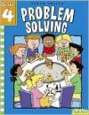 Problem Solving: Grade 4 (Flash Skills) - Flash Kids Editors