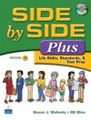 Side by Side Plus 3 - Life Skills, Standards, & Test Prep (3rd Edition) - Steven J. Molinsky, Bill Bliss