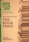 Bookclub-in-a-Box Discusses The Book Thief, the novel by Markus Zusak - Marilyn Herbert