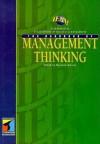 Ibem Handbook Management Thinking - Malcolm Warner