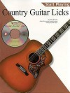 Start Playing Country Guitar Licks with CD (Audio) (Start Playing...) - Alan Warner