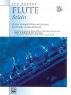 The Sacred Flute Soloist: 10 Solos Arranged for Flute & Keyboard, Book & CD - Jean Shafferman, Mark Hayes, Anna Laura Page, Patrick M. Liebergen, Lloyd Larson