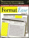 FormatEase: Version 2.0: Paper and Reference Formatting Software - Gary R. Hillerson, David Carr, Gary R. Hillerson, Mark W. Lange