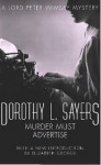 Murder Must Advertise (Lord Peter Wimsey Mysteries, #10) - Dorothy L. Sayers