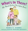 What's in There?: All About Before You Were Born - Robie H. Harris, Nadine Bernard Westcott